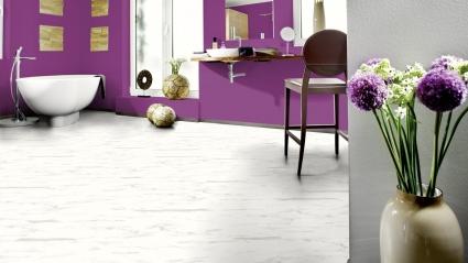 Witex Laminat Color Hochglanz Carrara Marmor Hochglänzen Preis .